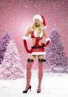 Miss Santa Costume - M/L