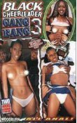 * Clearance - Black Cheerleader Gang Bang 3
