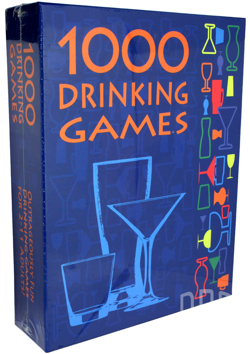 Detailed image of 1000 Drinking Games