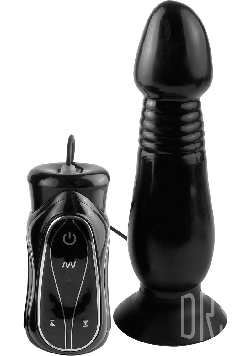 Detailed image of Anal Fantasy Vibrating Thruster