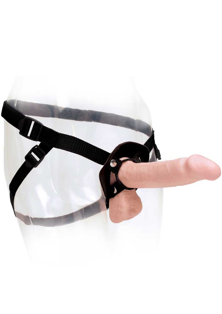 Detailed image of Basix Rubber Works Universal Strap-On Harness