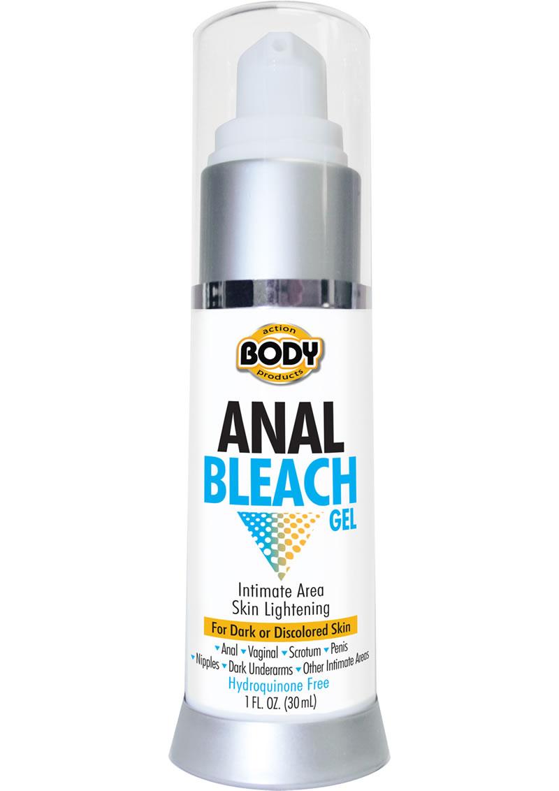 Anal bleaching kit