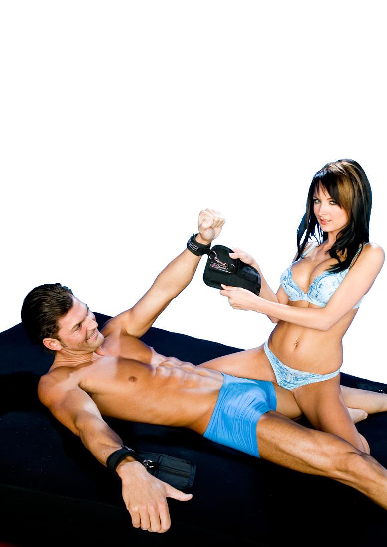 Femdom female beats man
