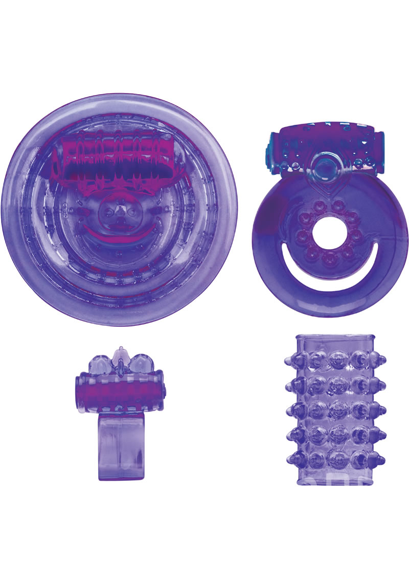 Detailed image of Climax Sex Toy Kit