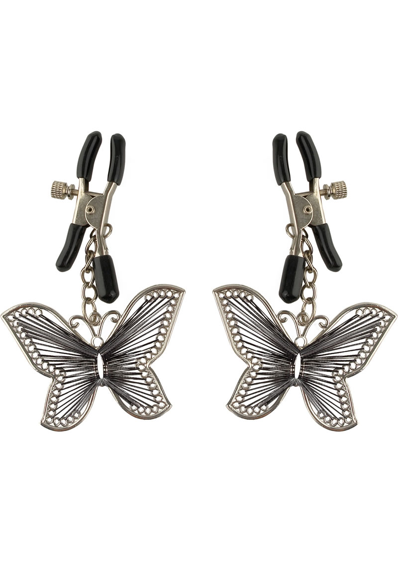 Detailed image of Butterfly Nipple Clamps