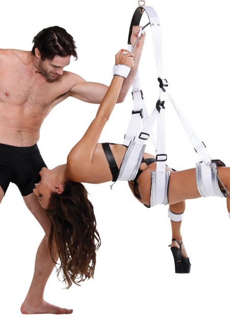 Videos or books on sex swing positions