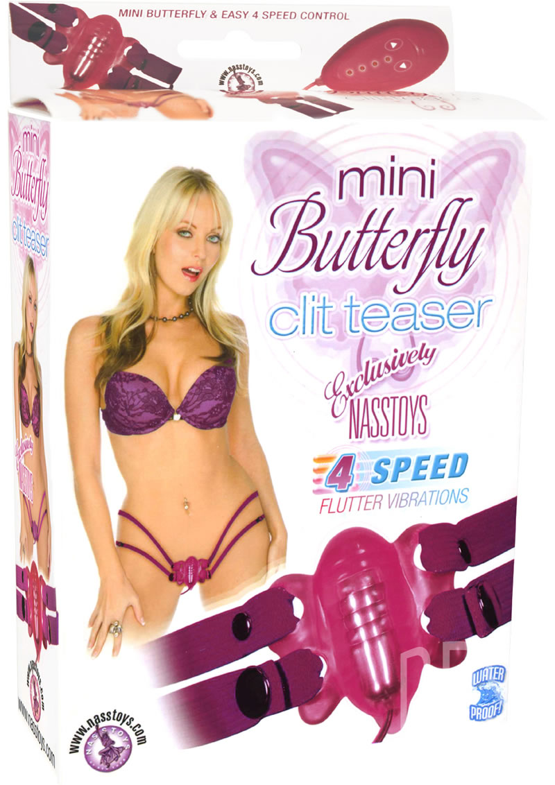Detailed image of Mini Butterfly Clit Teaser