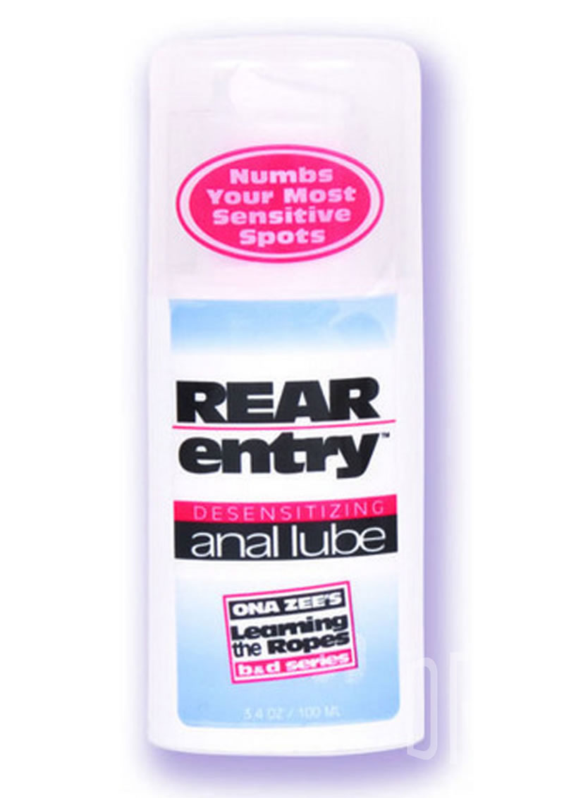Categories: Anal Lube