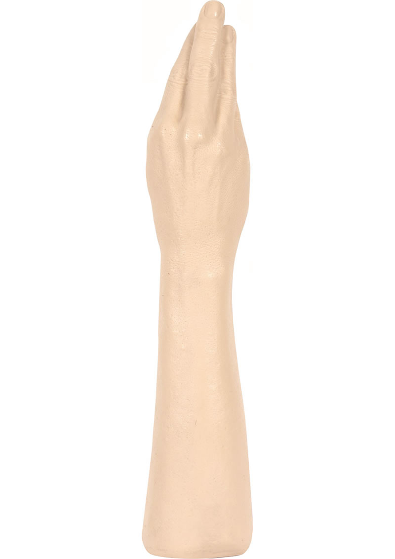 Detailed image of The Hand Dildo