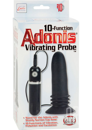 back - 10 Function Adonis Vibrating Probe