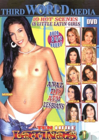 Large Photo of 10 Little Latinas 1