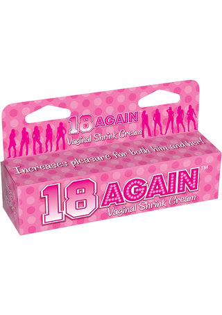 Large Photo of 18 Again Vaginal Shrink Cream