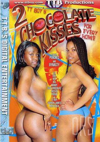 Large Photo of 2 Choc Kisses 1