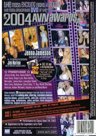 back - 2004 Avn Awards 2 Disc