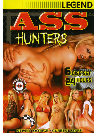 Large Photo of Ass Hunters 6 Pack