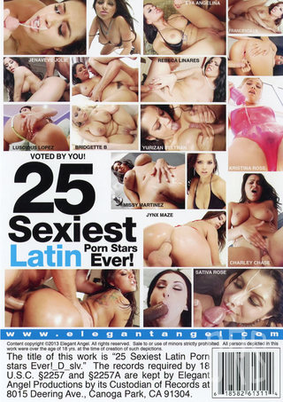 back - 25 Sexiest Latin Porn Stars Eve