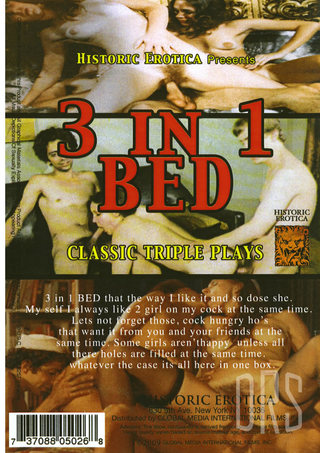 back - 3 In 1 Bed