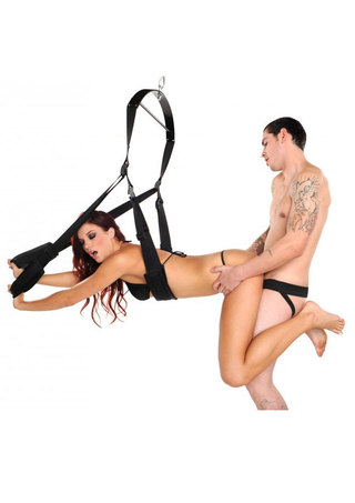 Model Image 2 - 360 Spinning Sex Swing