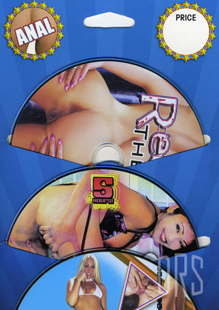 back - 3 Pack Anal Stimulust Package