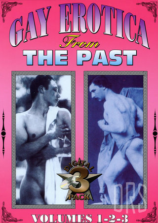 Large Photo of 3 Pack Gay Erotica  1 - 3