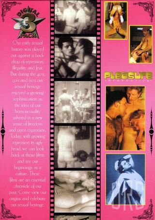 back - 3 Pack Gay Erotica  1 - 3