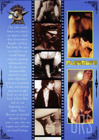 back - 3 Pack Gay Erotica 4-6