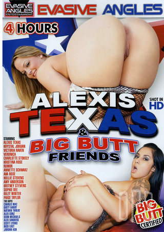 Large Photo of Alexis Texas and Big Butt Friends