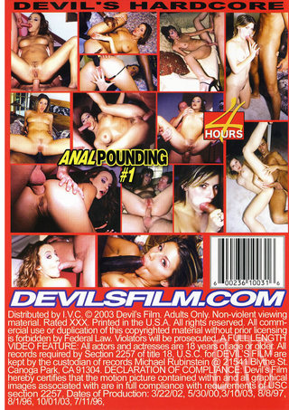 back - Anal Pounding 1