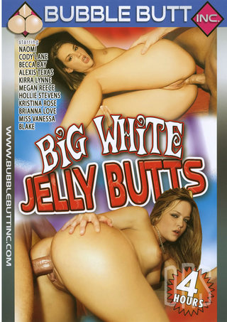 Large Photo of Big White Jelly Butts