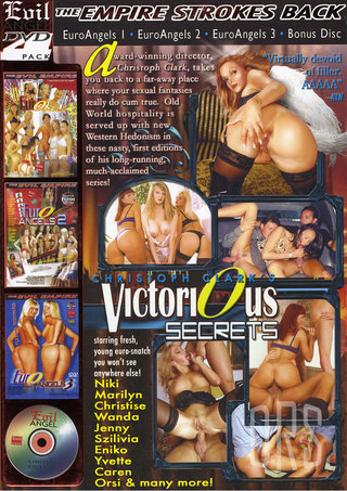 back - 4 Pack Victorious Secrets Set