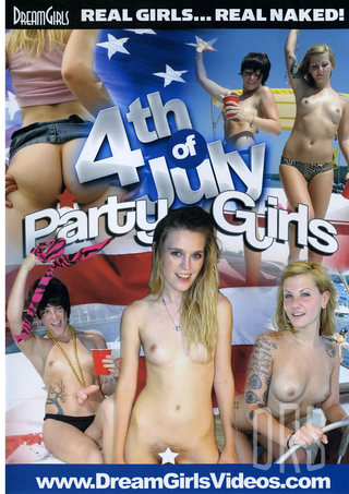 Large Photo of 4th Of July Party Girls