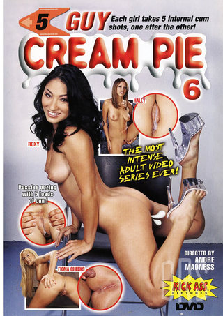 Large Photo of 5 Guy Cream Pie 6