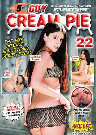 Large Photo of 5 Guy Cream Pie 22