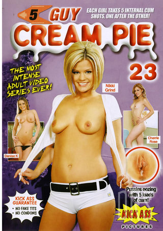 Large Photo of 5 Guy Cream Pie 23