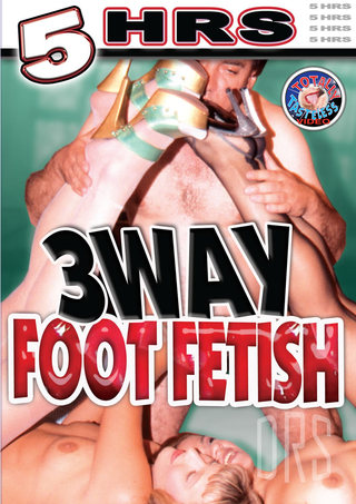 Large Photo of 3way Foot Fetish