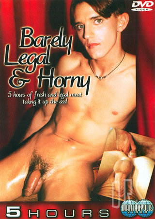 Large Photo of Barely Legal & Horny