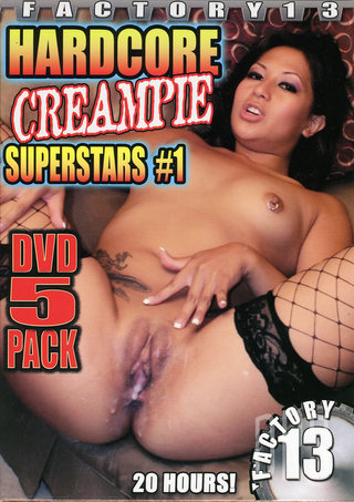 5 Pack Hardcore Creampie Superstars 1