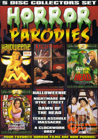 Large Photo of Horror Parodies 5 Pack