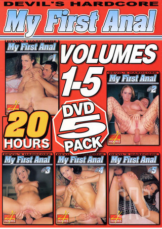 back - 5 Pack My First Anal 1 - 5