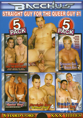 Large Photo of 5 Pack Straight Guy For Queer Guy 1
