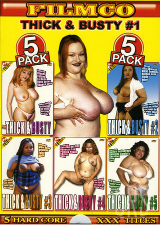 Large Photo of 5 Pack Thick & Busty 1