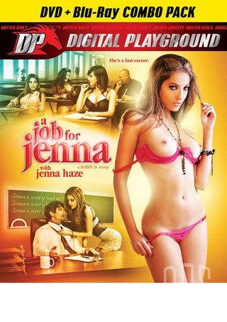 Large Photo of A Job for Jenna DVD & Blu-Ray