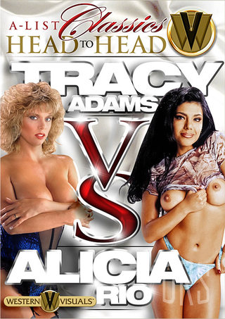 Large Photo of A List Classics Tracy Adams vs Alicia Rio
