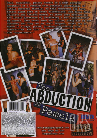 back - Abduction Of Pamela