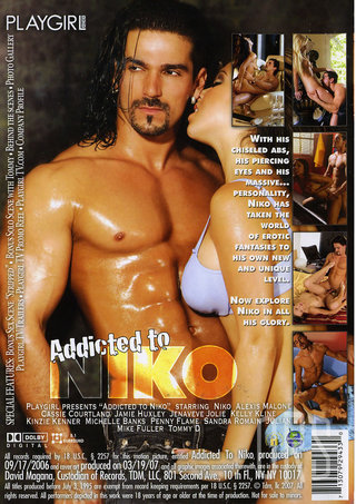 back - Addicted To Niko Playgirl 19