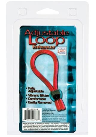 Back of Package - Adjustable Loop Enhancer
