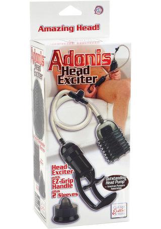 back - Adonis Head Exciter