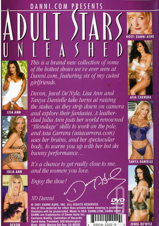 back - Adult Stars Unleashed