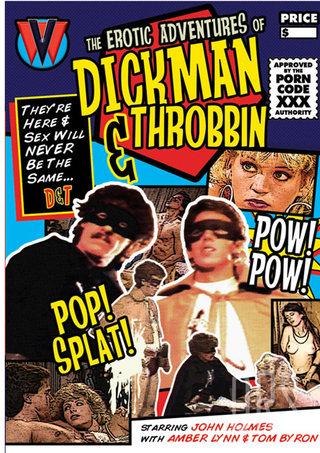 Large Photo of Adventures Of Dickman & Throbbin