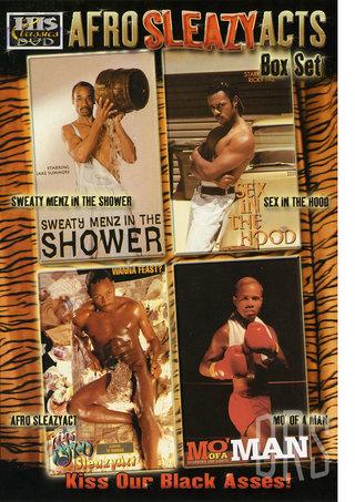 Large Photo of Afro Sleazyacts Boxed Set  4 Pack